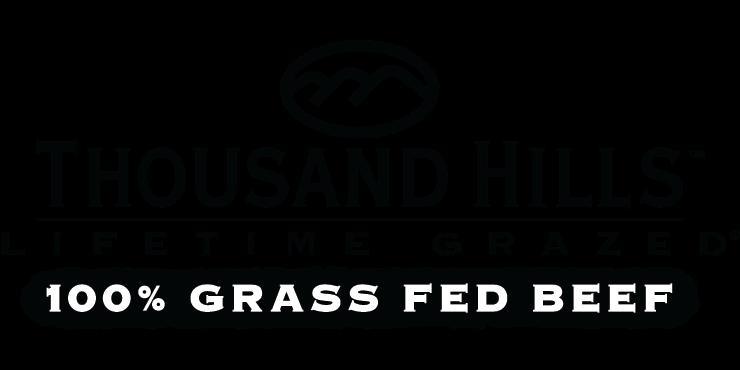 Thousand Hills Lifetime Grazed 100% Grass Fed Beef
